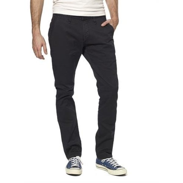 chino london donker blauw