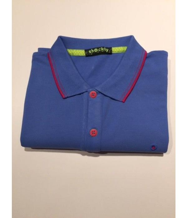Shockly polo shirt div. kleuren