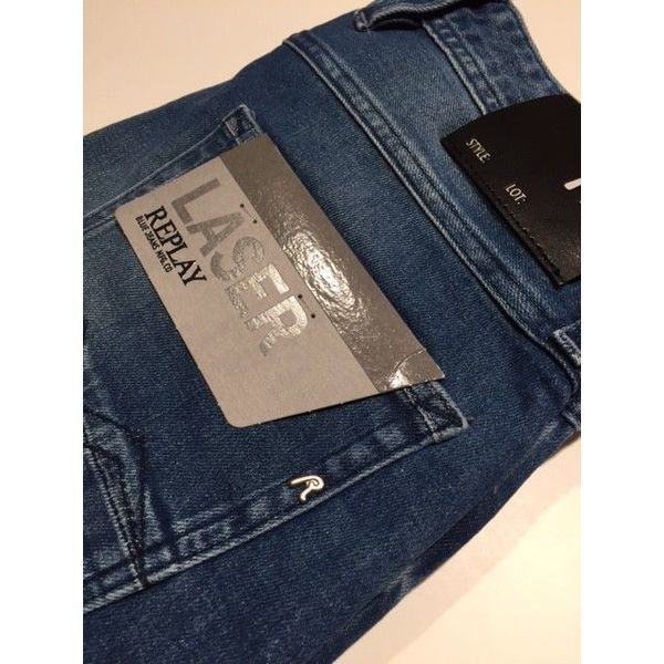 jeans Anbass Laser