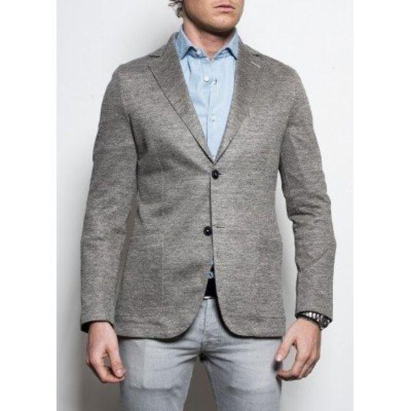 colbert l. grijs tricot