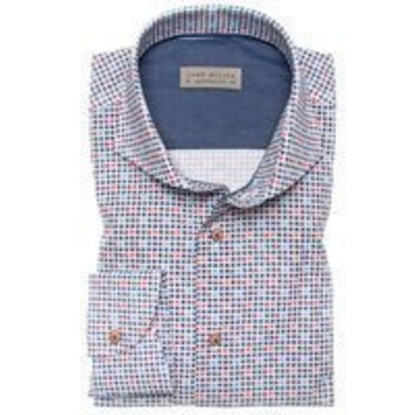 dress shirt multi