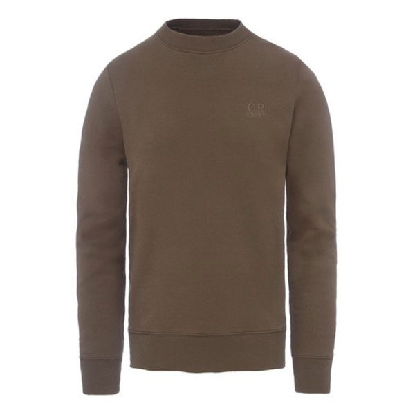 CP sweater olive