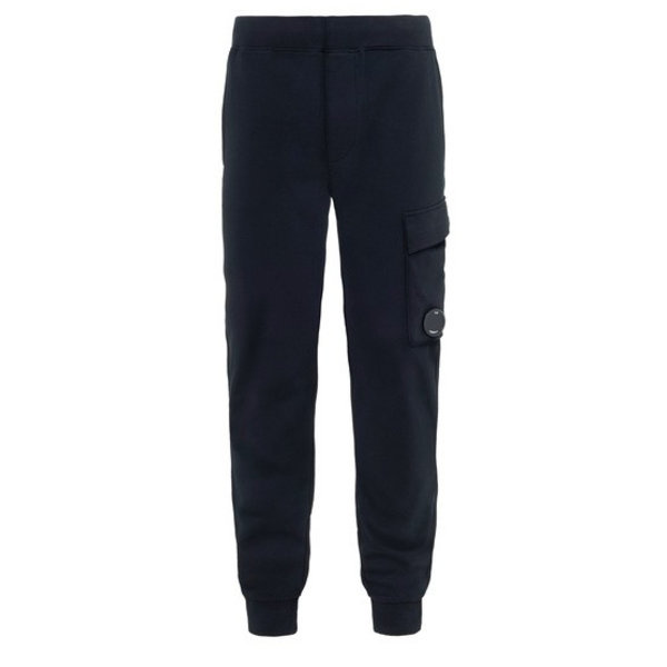 sweat joggingbroek d. blauw