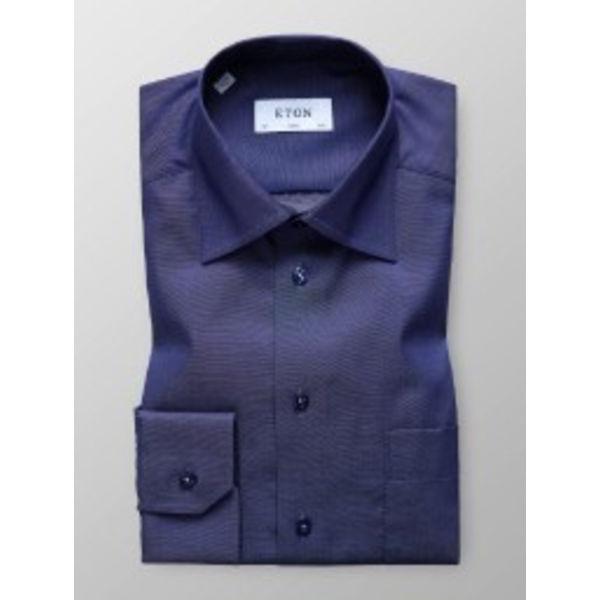 dress shirt kobalt