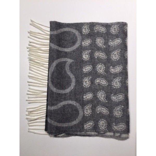 shawl 2 kleuren