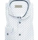 John Miller JM dress-shirt 5135845 TF 910-190-190 spierwit