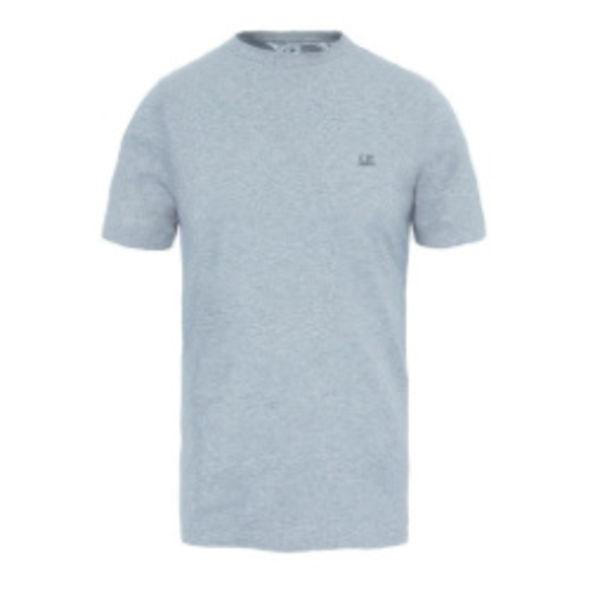 T-shirt licht grijs