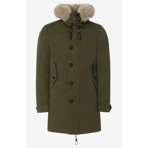 coat ARCTIC groen