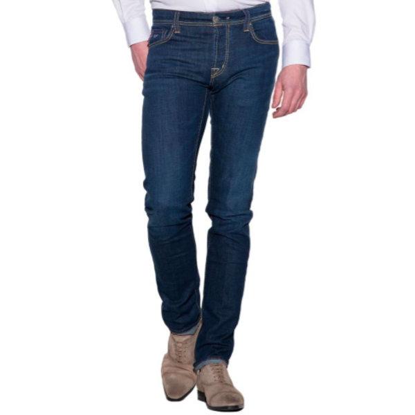 jeans  leonardo blue