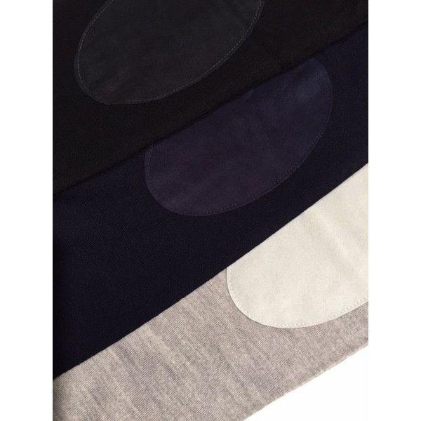 V-hals mouwstuk 3 kleuren
