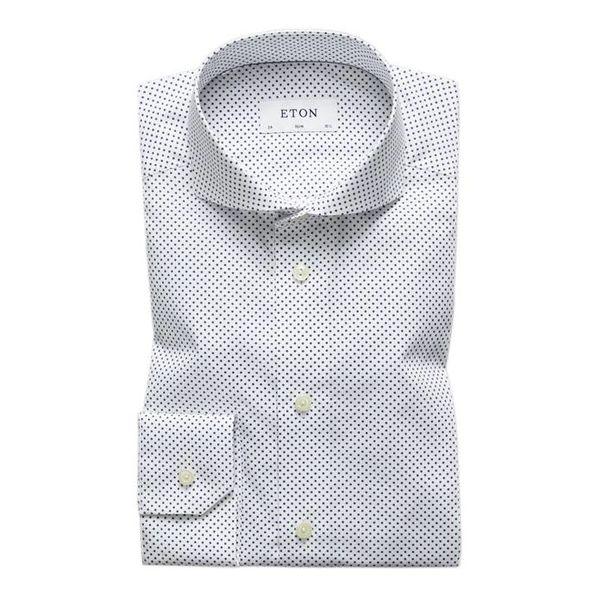 Polka Dots Print Shirt