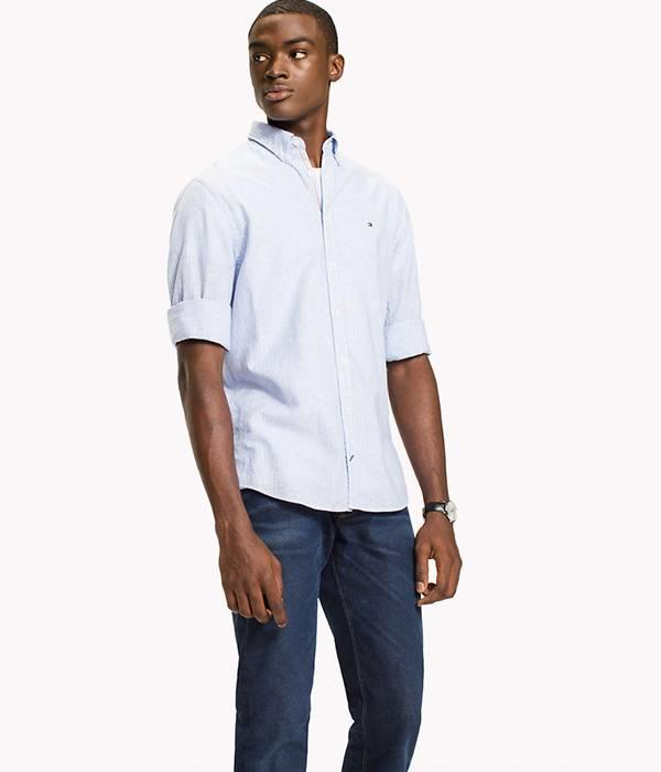 Tommy Hilfiger 6069 cotton linen