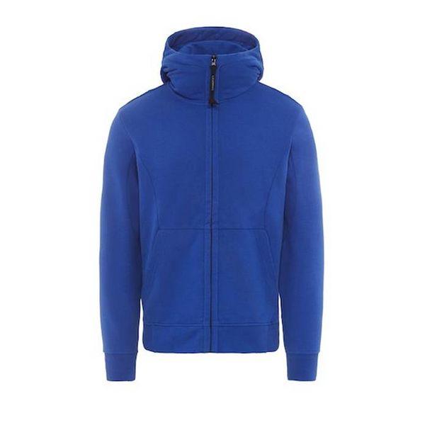 Diagonal Fleece Goggle Full Zip Sweatshirt