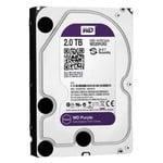 Hikvision Harddisk - WD Purple SATA 2TB