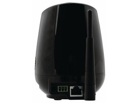 Konig Binnencamera Pan-Tilt IP-Camera - VGA Zwart