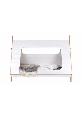 Woood  Tipi Bed 90x200 Incl Lattenbodem