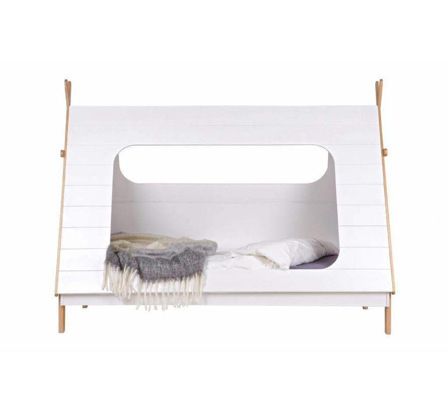 Tipi Bed 90x200 Incl Lattenbodem