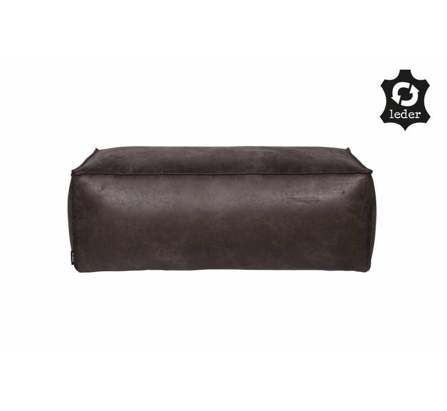 Rodeo Poef 43x120x60 Zwart