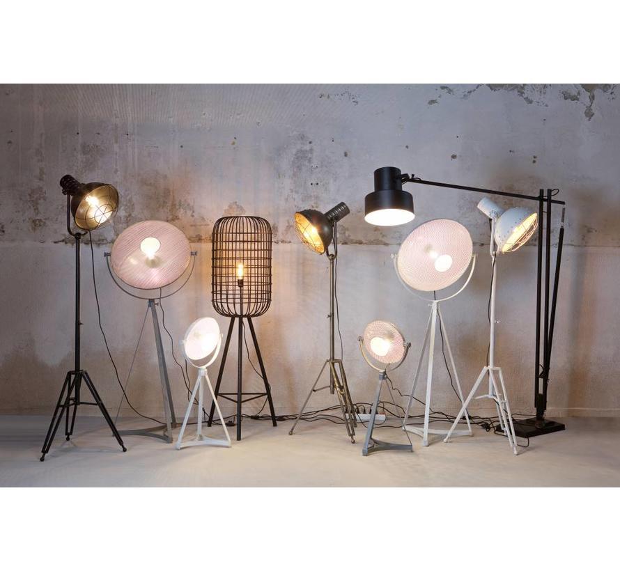 Spotlight Staande Vloerlamp Zwart