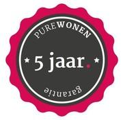 PureWonen 5 jaar gratis service en garantie