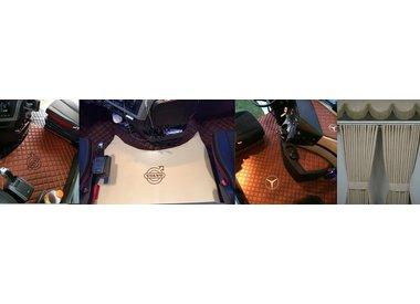 Cabin upholstery