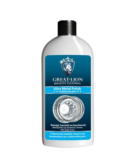 Great Lion Ultra Metal Polish
