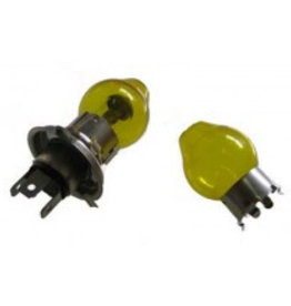 H4 light yellow caps