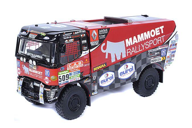 Mammoet MAMMOET RALLYSPORT 2016 TRUCK