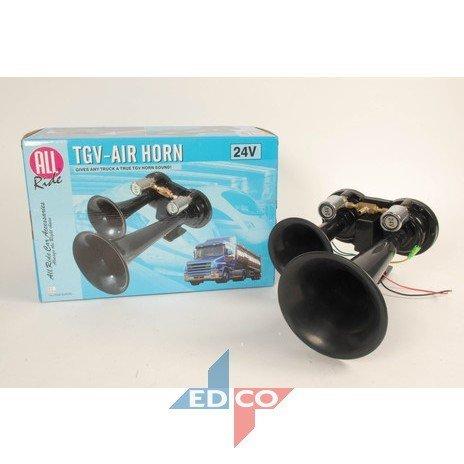 TGV -airhorn black