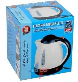 Waterkoker 24 V wit 0,8 liter