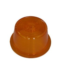 Lens for Swedish width lamp orange