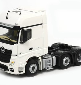 Mercedes-Benz Actros Giga Space 6x2