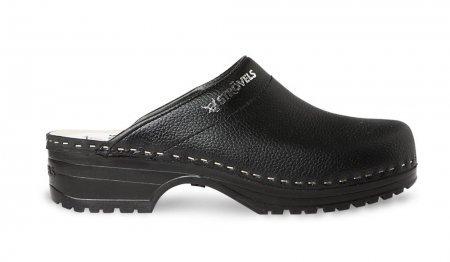 Strövels open heel