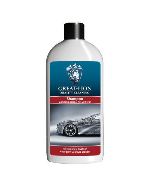 Shampoo Great Lion