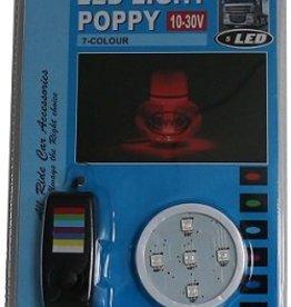 Led-licht Poppy multi