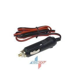 Cigarette plug with wire