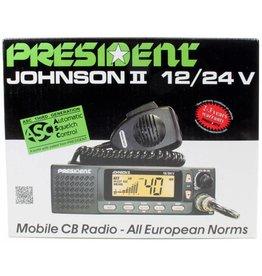 President Johnson 2 Murata