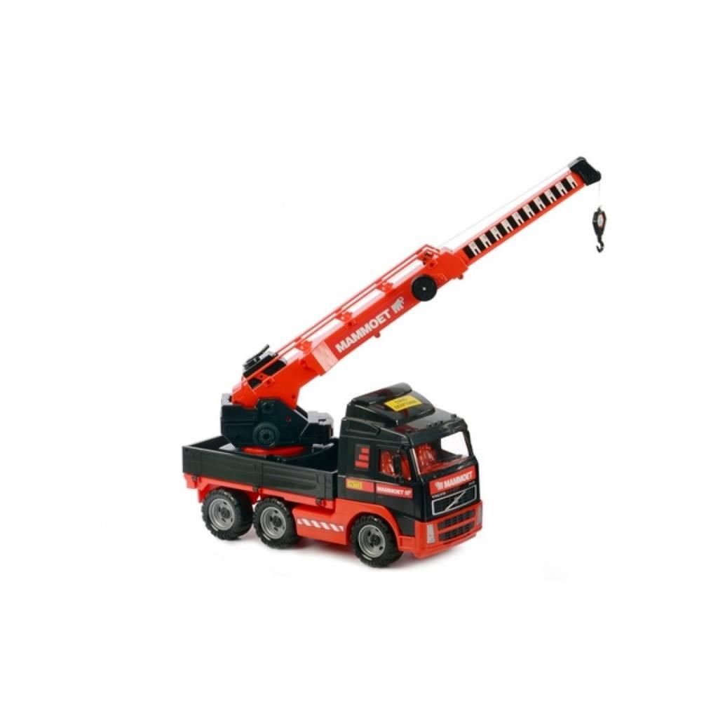 Mammoet Mammoet Volvo Crane Truck