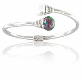 "Selection NoeBijou Brazalete ""Beautiful Duo"""