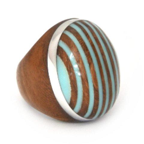 "Ring ""Solon Laguna III '"