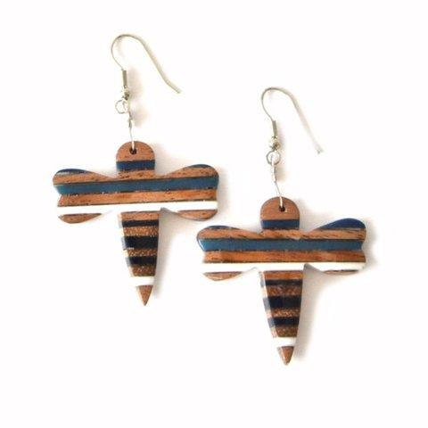 "Earrings ""Atlantida I"""