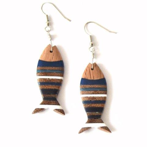 """Earrings """"Atlantida II"""""""