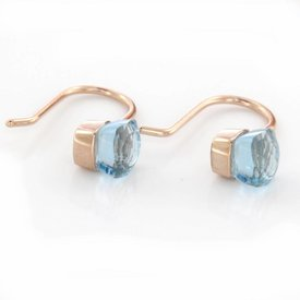 "Earrings ""Aqua"""