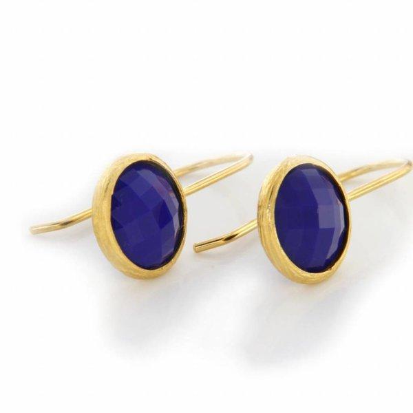 """Earrings """"Blue Sea"""""""