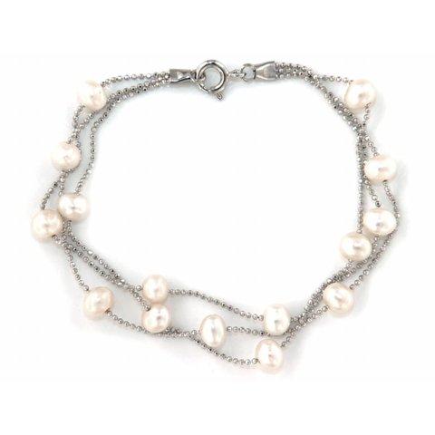 "Bracelet ""Rain Pearls"""