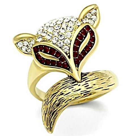 "Ring ""Foxy Lady"""