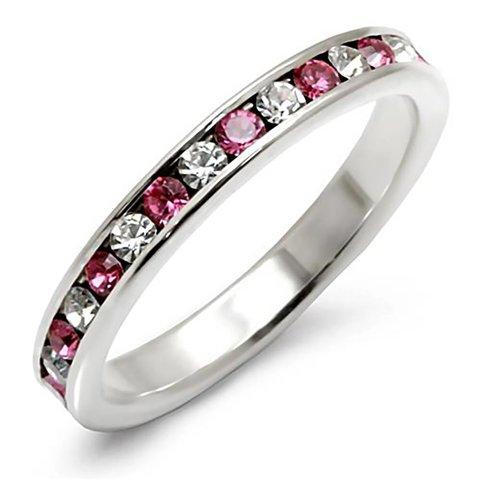 "Silver Ring ""Rose"""