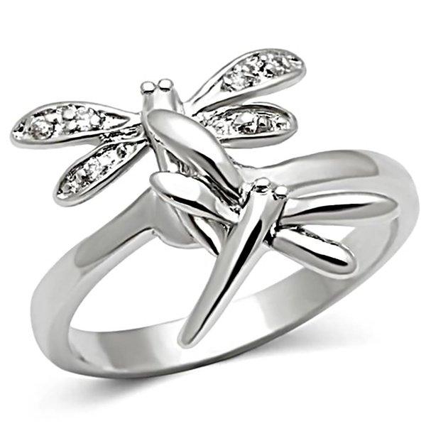 """Silber Ring """"Libelle"""""""