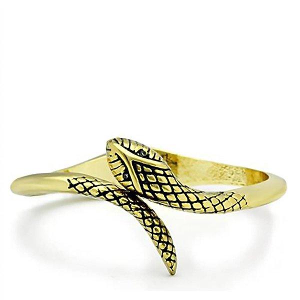 "Brazalete ""Serpent of gold"""