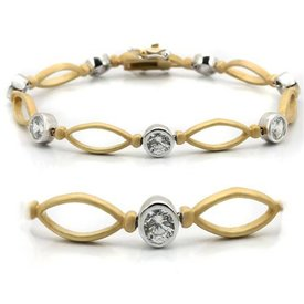 "Selection NoeBijou Bracelet ""Modern Charm"""